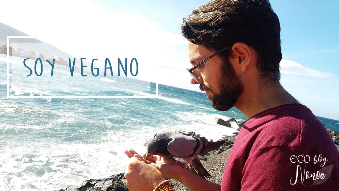 Soy Vegano – Entrevista a Luis Castro