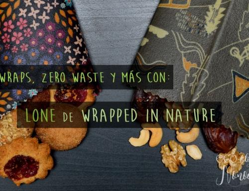 Wraps, zero waste y más – Entrevista a Lone de Wrapped in Nature