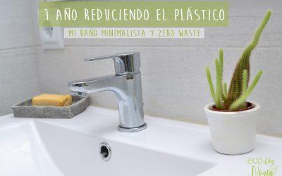 Mi baño sin plástico, minimalista y zero waste