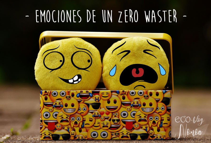 7 estados emocionales por los que puede pasar un zero waster