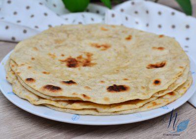 Tortillas para burritos, fajitas y wraps