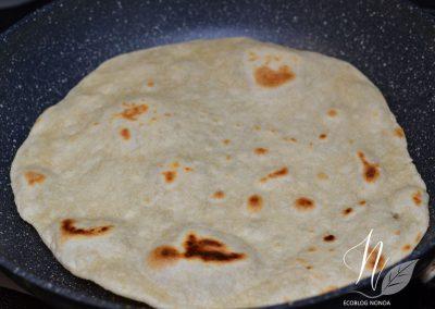 Tortillas de trigo para burritos, fajitas y wraps