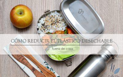 Cómo reducir el plástico fuera de casa (vídeo)